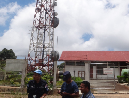 AFP and Timor Police National Communication Network